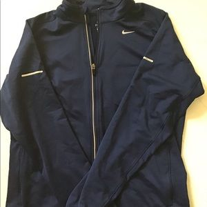 Nike Dri-Fit Zippered Fleece Jacket